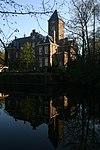 foto van De Wittenburg, woonhuis