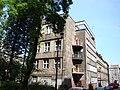 Katowice, Budynek będący pozostałością skrzydła mieszkalnego Muzeum Śląskiego ul. St. Kobylińskiego 5 02.JPG