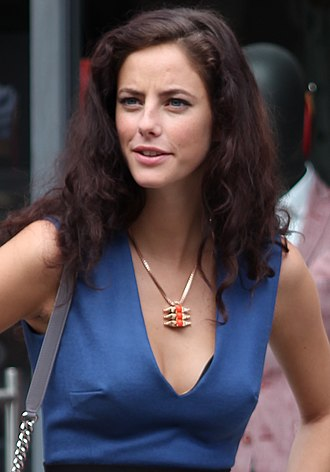 Kaya Scodelario - Scodelario in August 2012