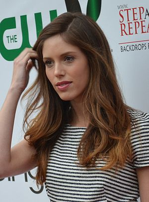 Kayla Ewell - Ewell in Los Angeles in 2012