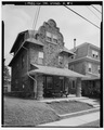 Keasbey and Mattison Company, 2 1-2 Story House Type, Church Street, Ambler, Montgomery County, PA HABS PA,46-AMB,10Z-4.tif