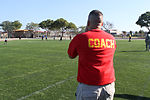 Keeping the ball in their court, Marine coaches teach kids sports, values 121103-M-OB827-003.jpg