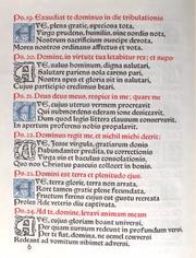 Kelmscott Press Laudes Beatae Mariae Virginis