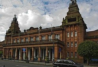 Kelvin Hall - Kelvin Hall, Glasgow