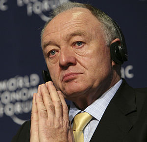 Directly elected mayors in England and Wales - Image: Ken Livingstone World Economic Forum Annual Meeting Davos 2008 (cropped)