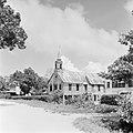Kerk op het platteland van Suriname, waarschijnlijk in Alkmaar, Bestanddeelnr 252-2616.jpg