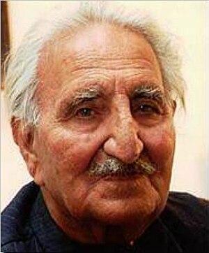 Khan Abdul Ghani Khan - Picture of Ghani Khan