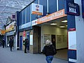 "Kilburn High Road Station with new ""London Overground"" Branding - geograph.org.uk - 705749.jpg"