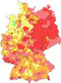 Kinderzahl je Frau (2003) bezogen auf Landkreise (2007-07).png