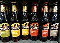 Kinds of Książęce beer.jpg