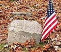 Kinne Cemetery 1773 founder stone.jpg