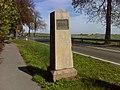 Kirch Stück, Mecklenburg-Schweriner Ganzmeilenstein.jpg