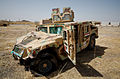 Kirkuk Airport - wieder ein Humvee (15921949676).jpg