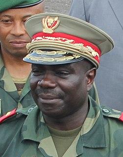 Jean Claude Kifwa Congolese general