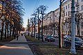 Kisialiova street (Minsk, February 2020) p6.jpg