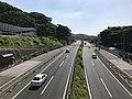 Kitakyushu Expressway Route 4 near Sanroku Station.jpg