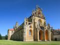 Kladrubský klášter benediktýnů s kostelem Nanebevzetí Panny Marie.png