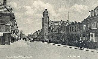 Kleiwegkwartier - Rotterdam's Kleiweg in 1931