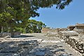 Knossos in Crete west court.jpg