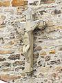 Kościół parafialny pod wezwaniem świętego Zygmunta 1493-1509 1881 Szydłowiec 09.JPG