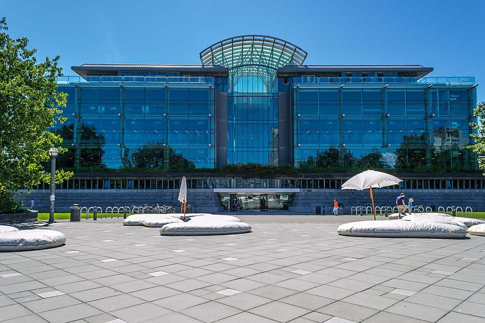 Koerner Library UBC