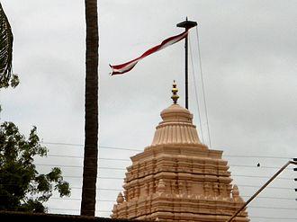 Vividha Tirtha Kalpa - Kolanupaka Temple (Kulpakji Temple) Gopuram, Kulpak Manikyadeva Kalpa