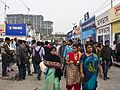 Kolkata Book Fair 2015 - Milan Mela Ground.jpg