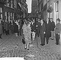 Koninklijke familie naar Tijl Uilenspiegel in Leiden, de Koninklijke familie, Bestanddeelnr 917-9256.jpg