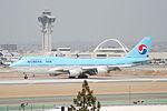 Korean Air Boeing 747-400; HL7493@LAX;17.04.2007-462nr (4270562748).jpg