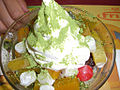 Korean shaved ice-Green tea bingsu-06.jpg