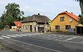 Kostelní Lhota, bus stop.jpg
