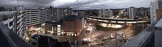 Kreuzberg - Kottbusser Tor by Night