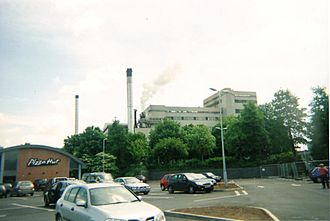 Banbury - The Jacobs Douwe Egberts factory in Banbury has been a major employer in the town since the mid-1960s.