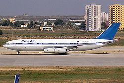 克拉斯诺亚尔斯克航空 (1993年)