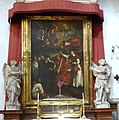 Kremsmünster Stiftskirche - Altar Benedikt 1.jpg