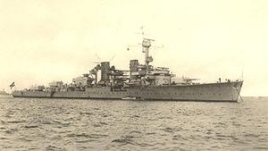 Лёгкий крейсер «Кёнигсберг»