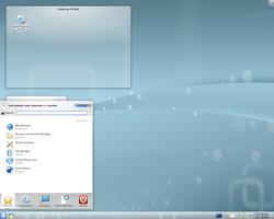 ubuntu and kubuntu 10.04 new release 250px-Kubuntu_10.04_main_menu