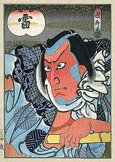 Utagawa Kunimasu Japanese artist
