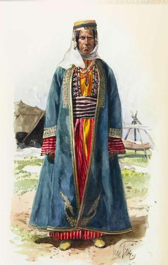 Kurds in Georgia - Image: Kurd Woman
