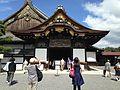 Kurumayose of Ninomaru-Goden Hall of Nijo Castle.JPG
