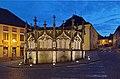 Kutná Hora, Stone Fountain 02.jpg