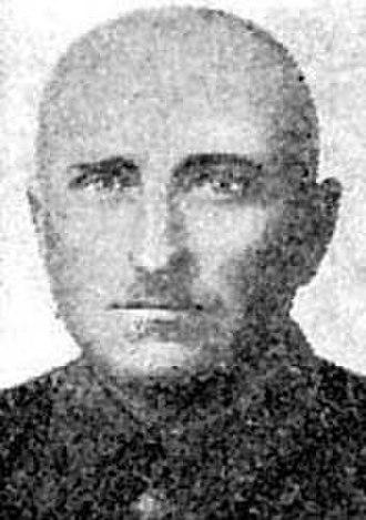 Snipers of the Soviet Union - Georgian sniper Vasilij Kvachantiradze.