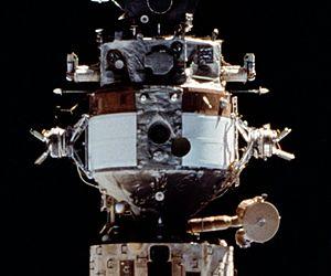 Kvant-1 - Kvant-1 in 1995