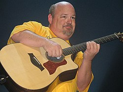 Kyle Gass in una performance dal vivo