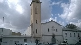 Image illustrative de l'article Église du Sacré-Cœur de Tunis