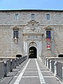 L'Aquila, Forte Spagnolo 2007 by-RaBoe.jpg