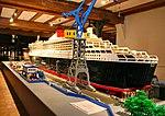 LEGO Queen Mary 2 model - Internationales Maritimes Museum Hamburg.jpg
