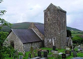Llangennith - St. Cenydd's Church