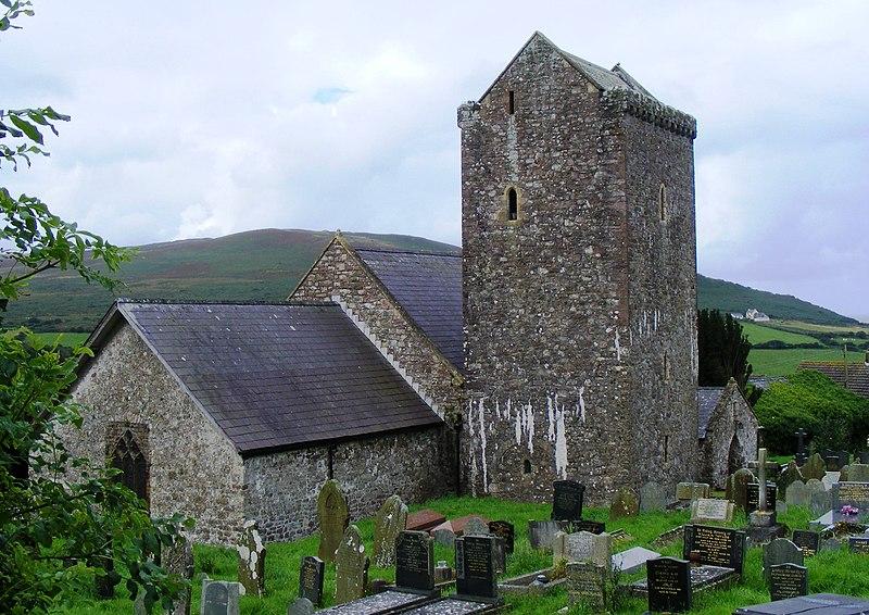 St. Cenydd's Church i Llangennith