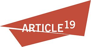 Article 19 - Image: LOGO ARTICLE 19